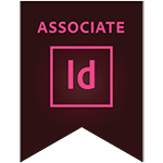 Adobe associate InDesign