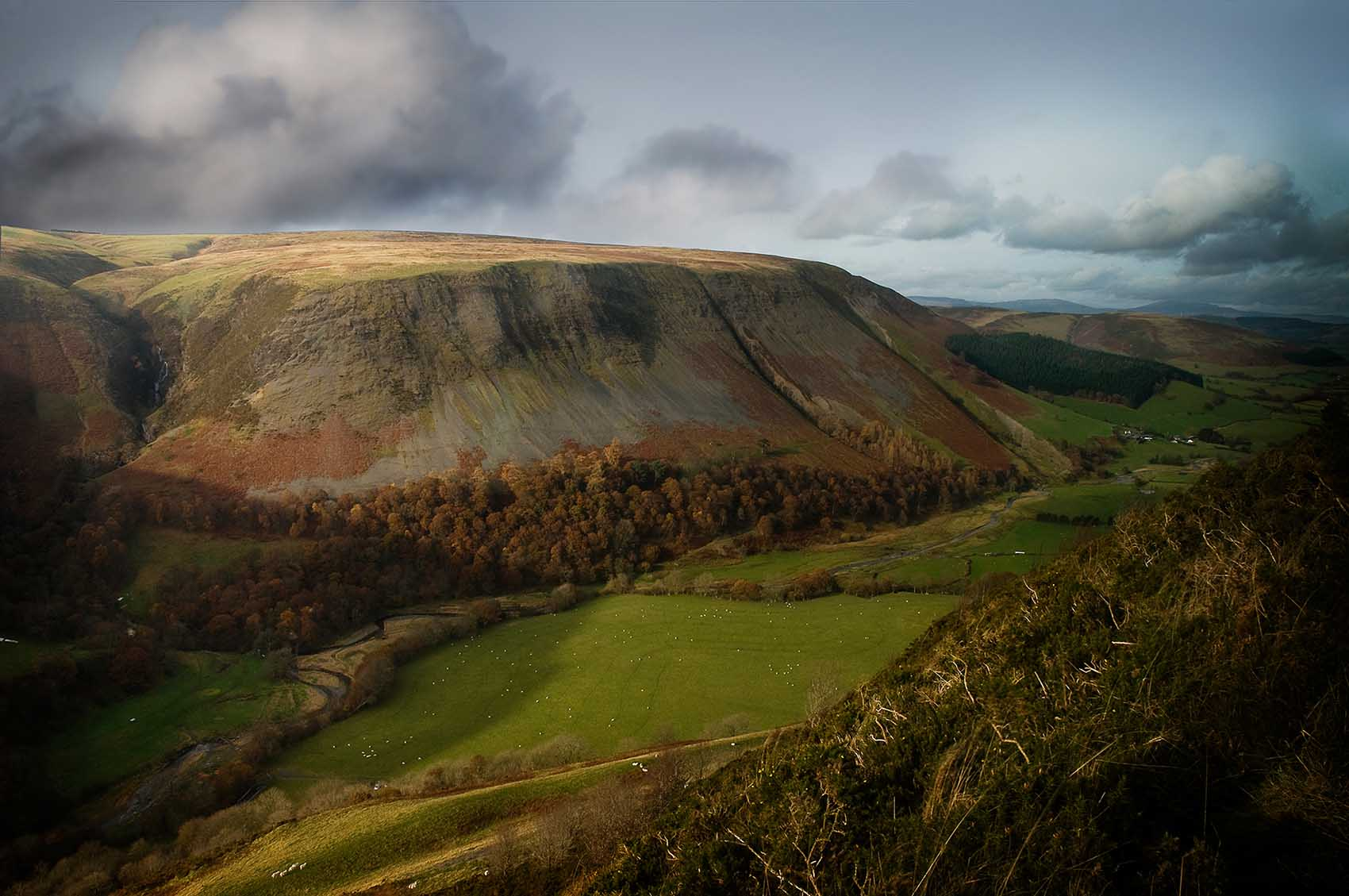 Welsh Landscape Photography in Powys
